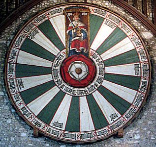 Wales King Arthur Pages King Arthur 39 S Round Table At Winchester